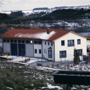 rebau-Historie-1995 - Bau des heutigen Firmensitzes