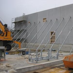 rebau-Historie-2012 - Neubau Produktionshalle MAHLE Ventiltrieb GmbH in Leibertingen