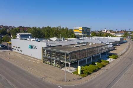 rebau-Referenzprojekte - Gewerbe- & Kommunalbau - Lothar Bix GmbH, Meßkirch