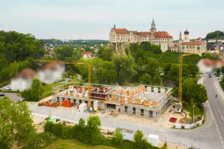 rebau-Referenzprojekte - Gewerbe- & Kommunalbau - Hotel am Schloss, Sigmaringen