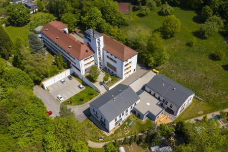 rebau-Referenzprojekte - Gewerbe- & Kommunalbau - Haus Betlehem und Gruppenhäuser Konviktstraße, Sigmaringen