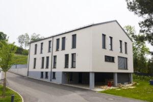 rebau-Referenzprojekte - Gewerbe- & Kommunalbau - Wohngruppenhaus Konviktstraße, Sigmaringen