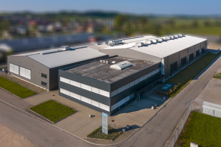 rebau-Referenzprojekte - Gewerbe- & Kommunalbau - VEMA, Göggingen
