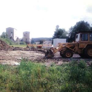 rebau-Historie-1990 - Erste Baustelle