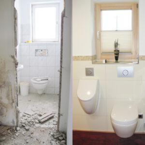 rebau - Leistungen - Umbau und modernisieren