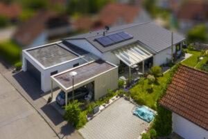 rebau-Referenzprojekte - Schlüsselfertig - Bungalow mit Satteldach, barrierefrei