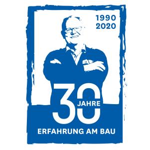 rebau-Historie-2020 - 30-jähriges Firmenjubiläum