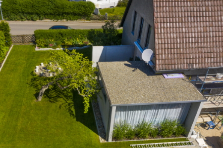 rebau-Referenzprojekte - Umbau und Modernisieren - Anbau Wohnraum